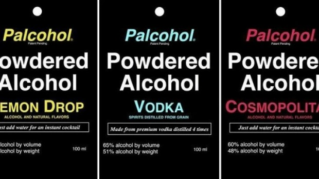 Powdered Alcohol Could Soon Be Bought Online By Australian Children & Teenagers